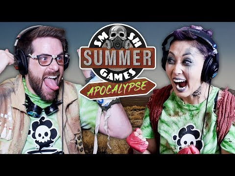 Smosh Summer Games is BACK! - SmoshCast Highlight #22