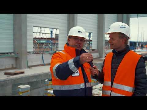 New Locomotion Service Center in the Port of Hamburg