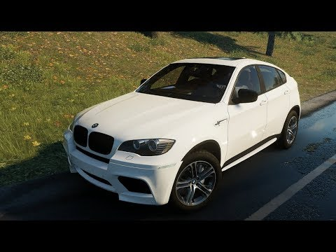 the crew wild run bmw x6 pack m test drive 1080p60fps youtube. Black Bedroom Furniture Sets. Home Design Ideas