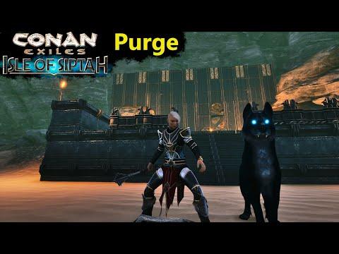 Purge | Isle of Siptah | Stormglass Base |