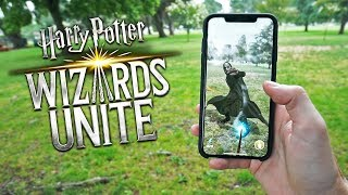 SOY UN MAGO! Harry Potter Wizards Unite - Luzu