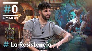 LA RESISTENCIA - Entrevista a Lucas Eguibar   #LaResistencia 24.02.2021