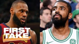 Cavaliers or Celtics? First Take debates which is the best team in the East | First Take | ESPN