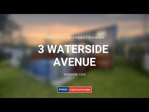 3 Waterside Avenue Sunshine 2264 - Waterfront Luxury
