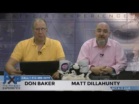 Atheist Experience 21.23 with Matt Dillahunty and Don Baker