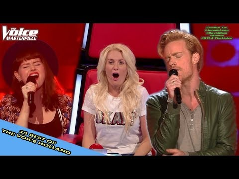 THE VOICE MASTERPIECE  BEST OF &39;THE VOICE OF HOLLAND&39;