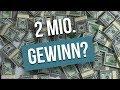 2 Mio. Dollar Gewinn: Das unglaubliche System - hier gratis