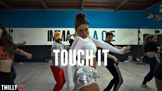 connectYoutube - Monifah - Touch It - Choreography by Janelle Ginestra - #TMillyTV