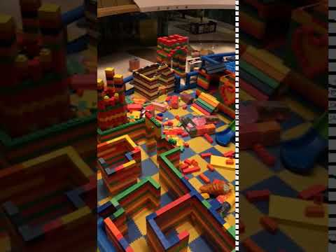 Kids Enveromental EPP Foam Block Building Indoor Playground