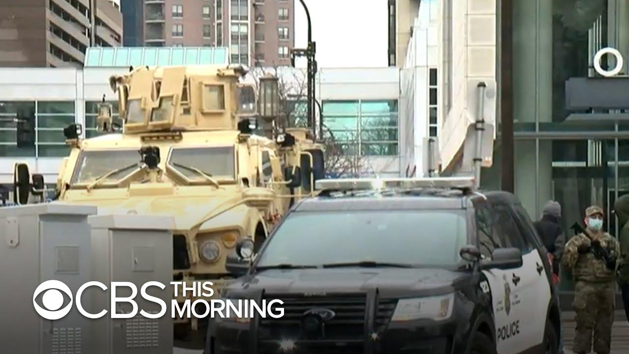 Minnesota prepares for Derek Chauvin trial verdict