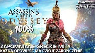 Zagrajmy w Assassin's Creed Odyssey PL (100%) BONUS #2 - Każda opowieść ma swoje zakończenie