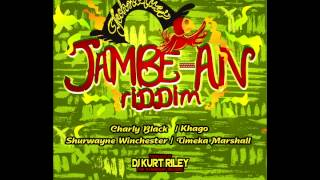 Charly Black - Gyal You A Party Animal | Jambe-an Riddim (Instrumental By DJ Bitto)