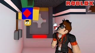 THIS CHALLENGE HAS NEVER BEEN DONE BEFORE! -- ROBLOX Flee the Facility {Upside Down Challenge}