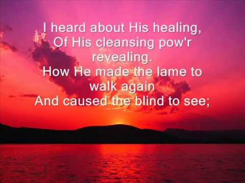 (The Church of God) Victory in Jesus FREE DOWNLOAD hymn with lyrics