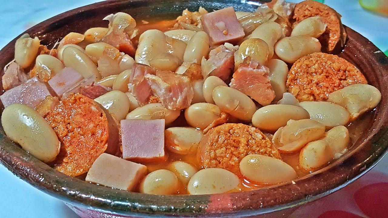 Receta fabada cocido tradicional cocina asturiana for Cocina asturiana