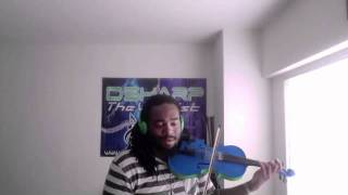DSharp Violin Tribute to Will.I.Am (Heartbreaker)
