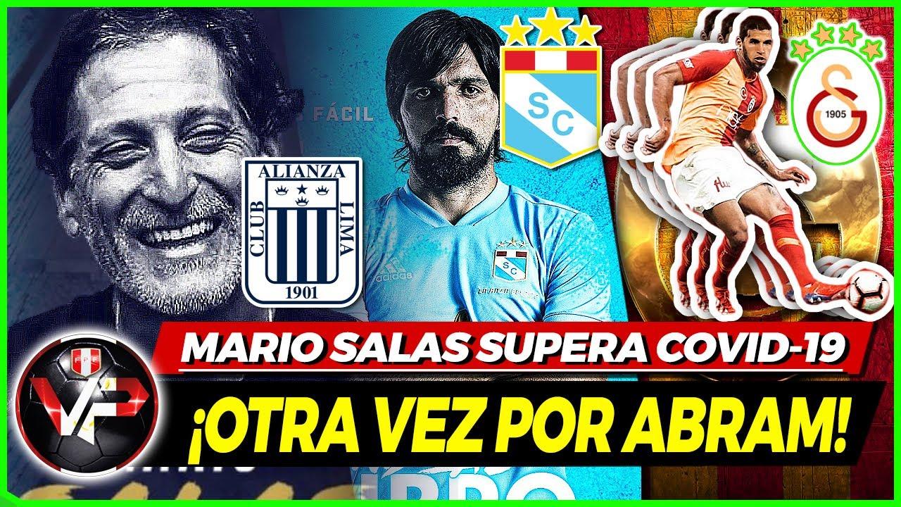 ¡NO LO SABIAS! Mario Salas SUPERA C0VID-19 |'GALATASARAY' a por Luis Abram | CAZULO y su RETIRO