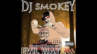DJ Smokey - Inside Tha Mind Of A Lunatic