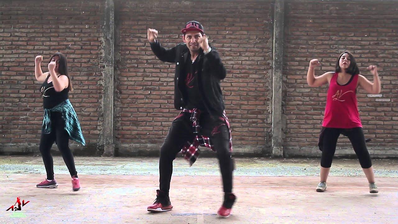 Coreografia Alejandro Vidal - Daddy Yankee Vaivén