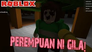 Be pursued by crazy women! (ROBLOX Malaysia)