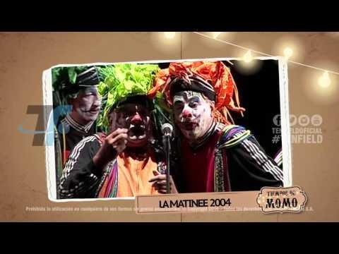 Tiempos de Momo – La Matinée 2004