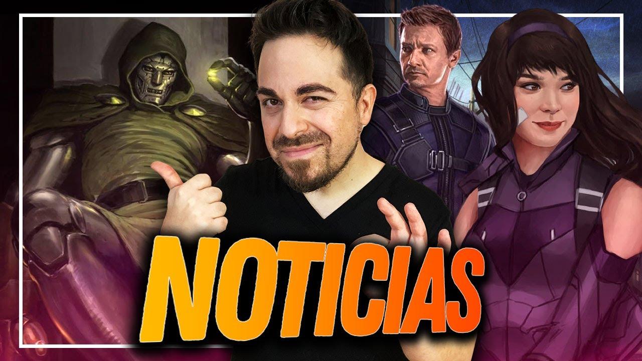 OFICIAL ¡Doctor DOOM con el GUANTELETE! SPIDER-MAN en el Juego de AVENGERS en PS4 y mucho más