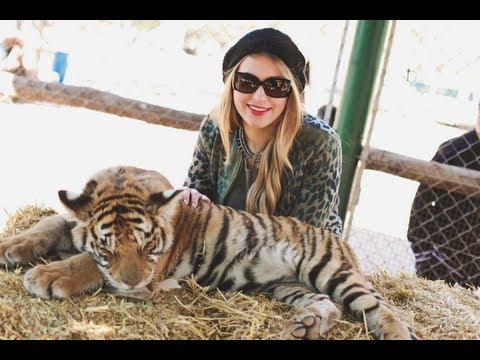 Vlog Buenos Aires: zoo de Lujan!