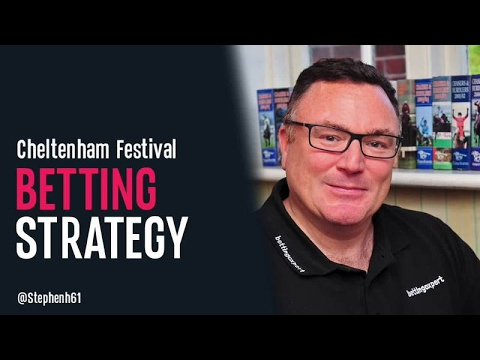 What's the best betting strategy? ~ Cheltenham tips with our pro tipster Stephen Harris
