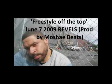 'Freestyle off the top' June 7 2009 REVELS SEATTLE (Prod By Moshae Beats)