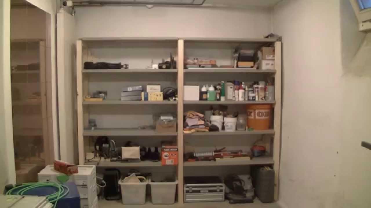 16 Practical DIY Garage Shelving Ideas [Plan List] - MyMyDIY