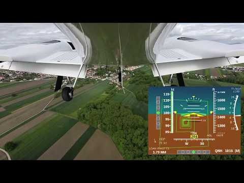 Scientists Create Airplane That Can Land Itself on Any Runway