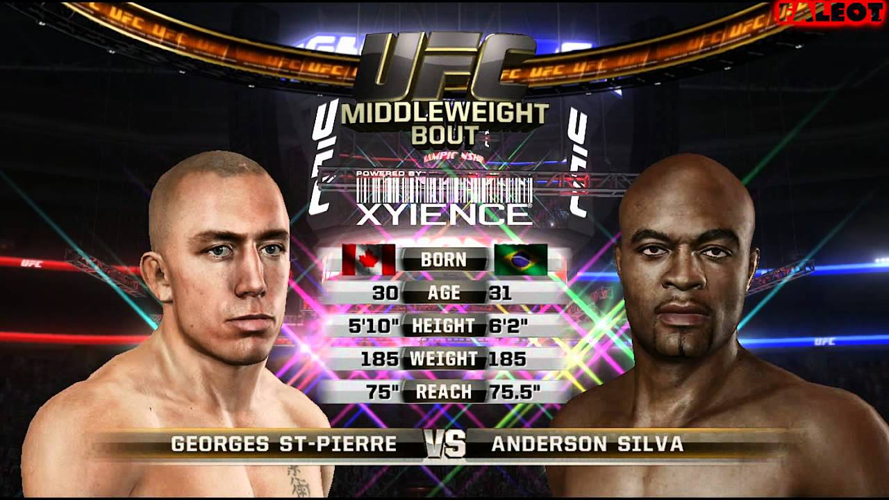 UFC Undisputed 3 Tournament Mode Middleweight Part 4 PS3 ...Ufc Undisputed 4 Ps3
