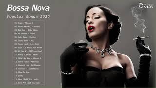 Bossa Nova Covers of Popular Songs 2020   Bossa Nova Songs 2020