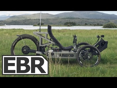 Outrider Horizon 2 Series Video Review - Adaptive Electric Recumbent Trike