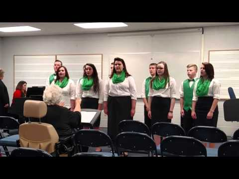 Down To The River To Pray - Elk Valley Christian School Large Ensemble