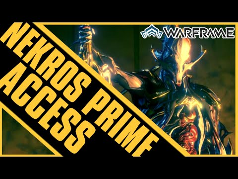 FIRST LOOK: NEKROS PRIME ACCESS