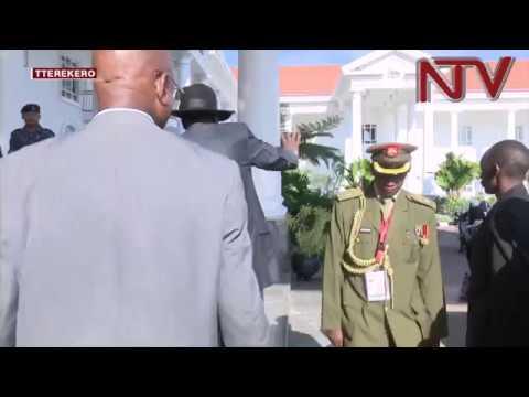 ENDOOLIITO MU SOUTH SUDAN: Ababaka ba EALA baagala nteeseganya