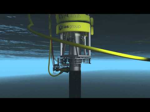 iasgroup Splash Genius II - Remotely Operated Ultra High Pressure Water Jet Cleaning Tool