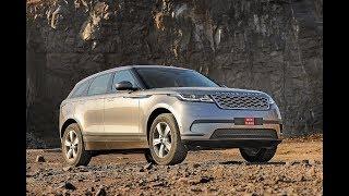 2018 Range Rover Velar India review, test drive