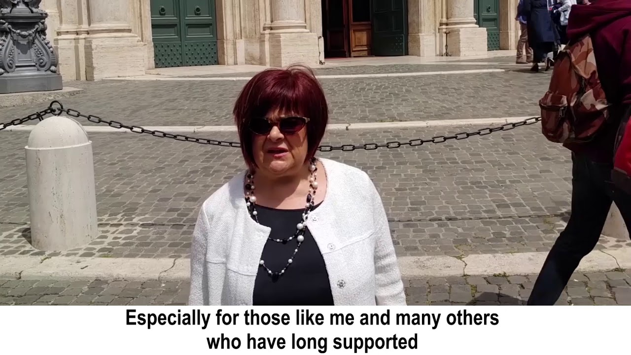 Italian lawmaker Stefania Pezzopane supports June 30 'Free Iran' gathering in Paris