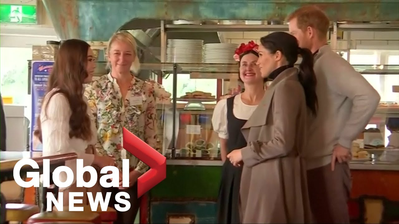 prince harry meghan markle discuss mental health in new zealand youtube prince harry meghan markle discuss mental health in new zealand