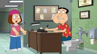 Гриффины | Family Guy | Смешные моменты | Битва Мэг & Мольбы Питера