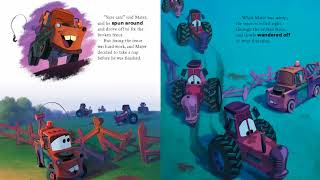 Pixar Cars: Tractor Trouble by AB