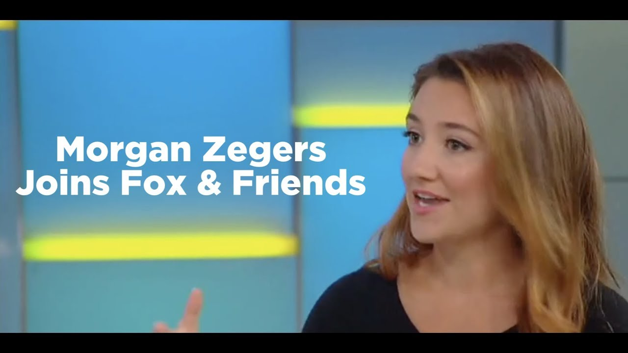 Morgan Zegers joins Fox and Friends with her solution on how to combat the rise of socialism