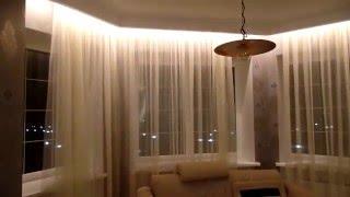 видео алюминиевые карнизы