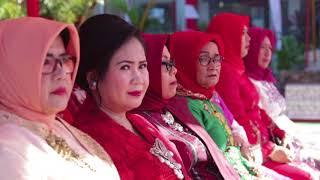 Peringatan Hari Kemerdekaan RI, 17 Agustus 2018 di Rutan Kelas I Makassar