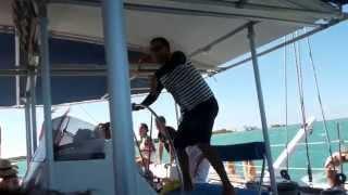 Varadero Catamaran Party Boat