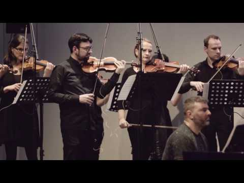 John K. Farah: Behold! with the Deutsches Kammerorchester Berlin