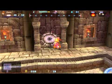 Gurumin A Monstrous Adventure POTATO RUINS METER CORRIDOR Part 8 Playthrough  