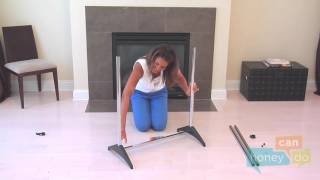Honey-can-do Gar-03535 Adjustable Garment Rack Instruction Video